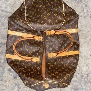 Louis Vuitton Keepall 55 Vintage